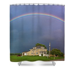 Shower Curtain featuring the photograph Color Me Country by Bill Pevlor