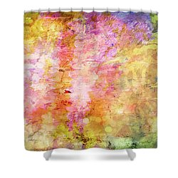Color Me Spring Shower Curtain