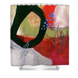 Color, Pattern, Line #1 Shower Curtain by Jane Davies