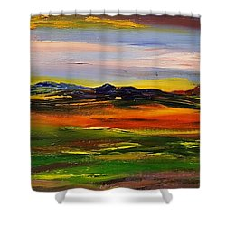 Color Your World    #58 Shower Curtain
