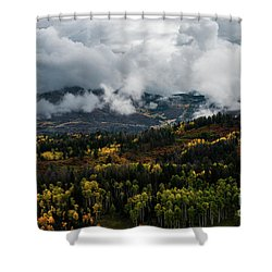 Colorado - 0239 Shower Curtain