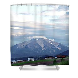 Colorado 2006 Shower Curtain