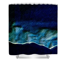 Shower Curtain featuring the photograph Colorado Landscape 2 by Lenore Senior