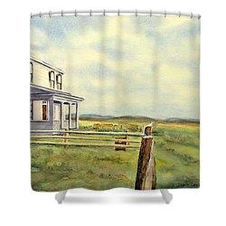Colorado Ranch Shower Curtain