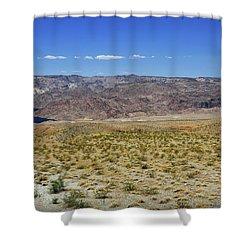 Colorado River In Arizona Shower Curtain by RicardMN Photography