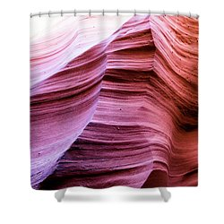 Shower Curtain featuring the photograph Colorful Canyon by Stephen Holst