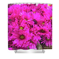 Colorful Mornings Shower Curtain