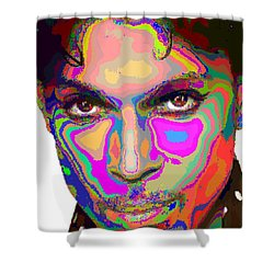 Colorful Prince Shower Curtain