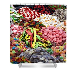 Shower Curtain featuring the photograph Colors And Sweet by Arik Baltinester