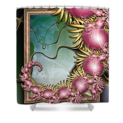 Colors At Play Shower Curtain