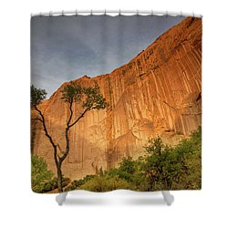 Colors Of Bliss Shower Curtain