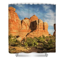 Colors Of Chesler Park Shower Curtain