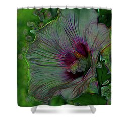 Colors Of Life Shower Curtain