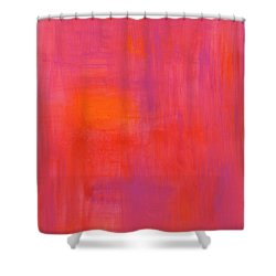 Colors Of Love Shower Curtain