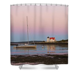 Colors Of Morning Shower Curtain