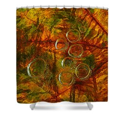 Colors Of Nature 10 Shower Curtain by Sami Tiainen