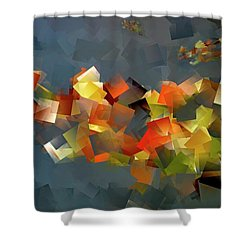 Colour Klatch Shower Curtain