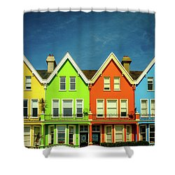 Colours Of Whitehead Shower Curtain