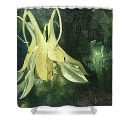 Columbine Dance Shower Curtain