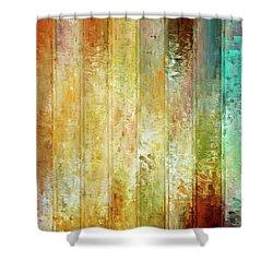 Come A Little Closer - Abstract Art Shower Curtain