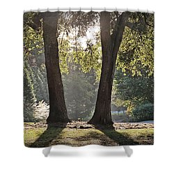 Come On Spring Shower Curtain