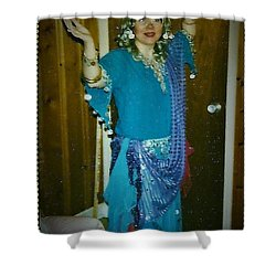 Shower Curtain featuring the photograph Come With Me To The Casbah by Denise Fulmer