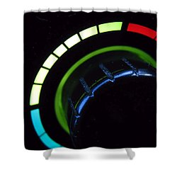 Shower Curtain featuring the photograph Comfort Zone by Chris Anderson