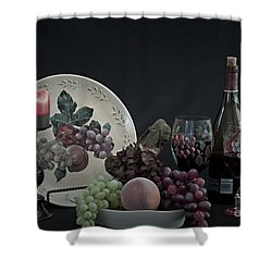 Coming To Life Shower Curtain by Sherry Hallemeier