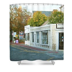 Commercial St. #2 Shower Curtain
