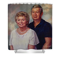 Commission  Shower Curtain