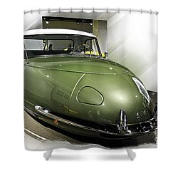 Concept Car 1 Shower Curtain