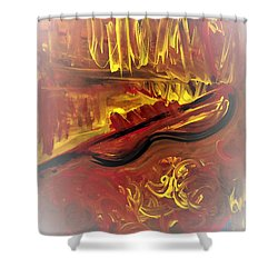 Concerto Shower Curtain