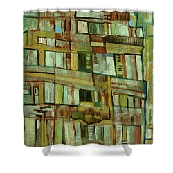Condo Shower Curtain
