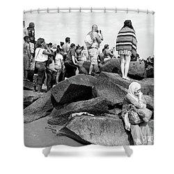 Coney Island, New York  #234972 Shower Curtain