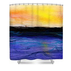 Confusion Never Stops - Curse Me - And We Will Fly A 50 Seas  Shower Curtain