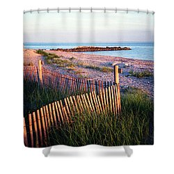 Connecticut Summer Shower Curtain