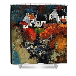Connemara Colours Shower Curtain