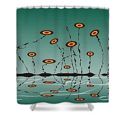 Constant Vigilance Shower Curtain