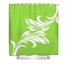 Constantine #1 Shower Curtain