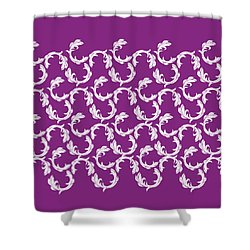 Constantine #2 Shower Curtain