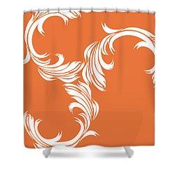 Constantine #3 Shower Curtain