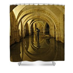 Shower Curtain featuring the photograph Contemplation by Susie Rieple