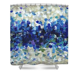 Contemporary Art Forty-three Shower Curtain