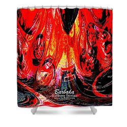 Shower Curtain featuring the photograph Control Panel Inspiration by Barbara Tristan