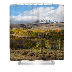 Conway Summit 4 Shower Curtain