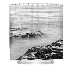 Cooks Chasm  Shower Curtain