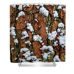 Cool Nature Tapestry Shower Curtain