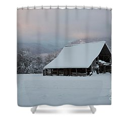 Copeland Dawn Shower Curtain