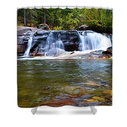 Copeland Falls Shower Curtain