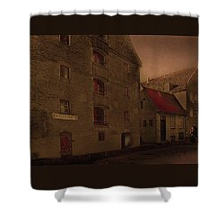 Shower Curtain featuring the photograph Copenhagen-city by Jeff Burgess